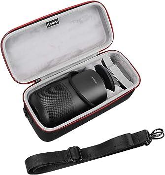 RLSOCO Estuche rígido de Viaje para Bose Portable Home Speaker con Correa para el Hombro: Amazon.es: Electrónica