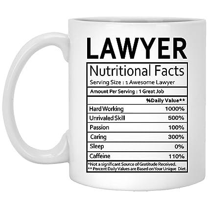 Amazon Lawyer Coffee Mug