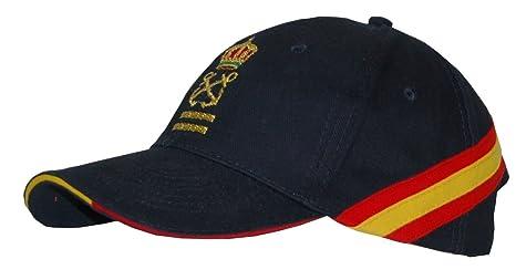Gorra Bandera de España Patrón de Yate (PY) + 2 Antivientos