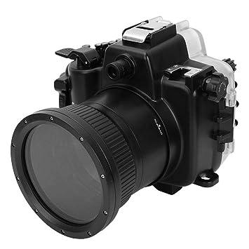 Vbestlife Funda Impermeable para cámara 40M para Canon 5D3 ...