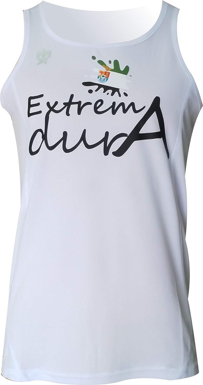 EKEKO Camiseta Extremadura, Running, Atletismo y Deportes de Playa ...
