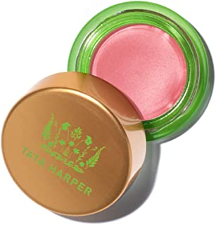 product image for Tata Harper Cheek Tint - Very Charming, Petal Pink Anti-Aging Neuropeptide Cream Blush, 100% Natural, Made Fresh in Vermont, 4.5 g