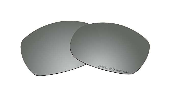 d908785d1f3 Sunglasses Polarized Lenses Replacement for Oakley Sideways Sunglasses Black  Mirror Coatings - - Amazon.com