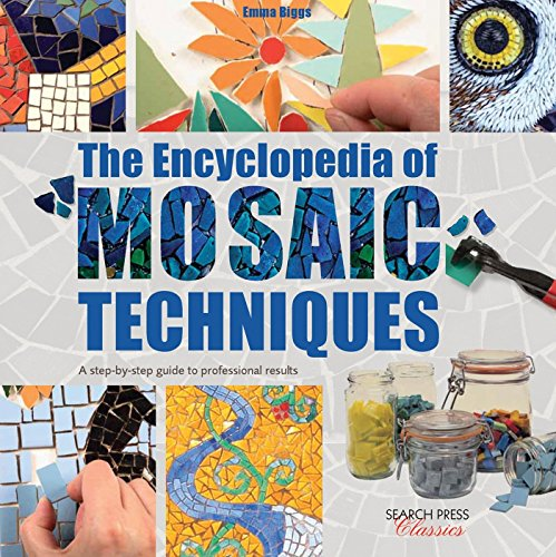 Encyclopedia of Mosaic Techniques by Search Press UK (Image #3)