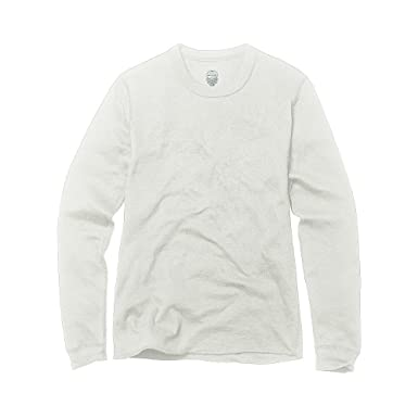 b158c2662 Duofold by Champion Youth Long Sleeve Thermal Crew Shirt, Winter White, S