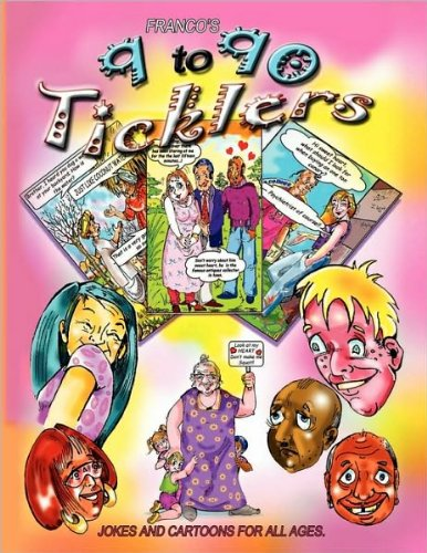 9 to 90 Ticklers: Cartoon Jokes for All Ages ebook
