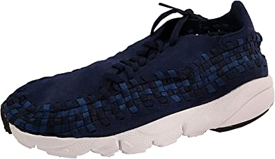 espacio Infrarrojo lago Titicaca  Amazon.com | Nike Men's Air Footscape Woven NM Casual Shoe | Fashion  Sneakers