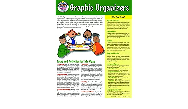Amazon.com : Kagan Cooperative Learning Graphic Organizers ...