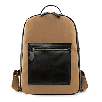 b154600aca ANNE Faded Alone Walker Backpacks Canvas Bags Alan Outdoor Rusksack   Amazon.co.uk  Luggage