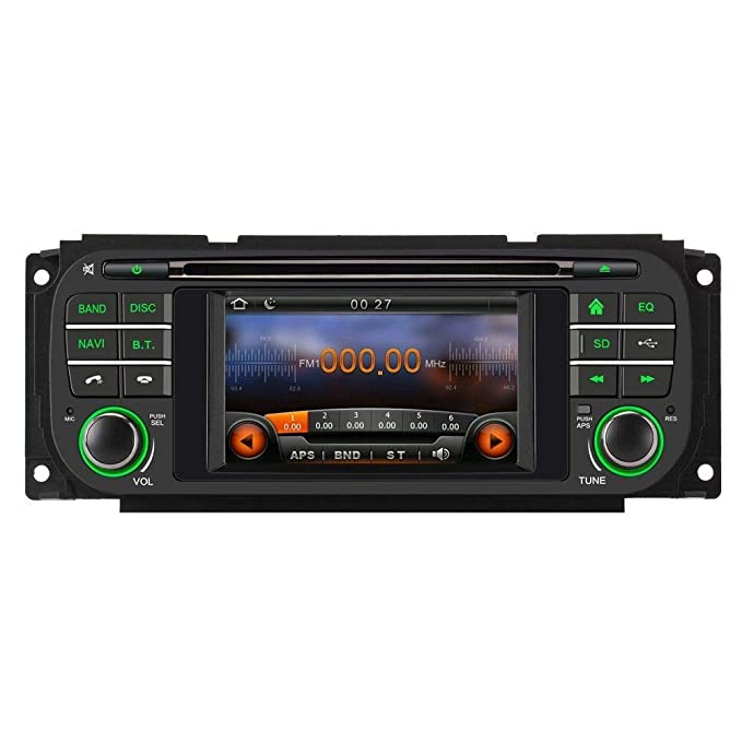 Amazon.com: DVD GPS Radio OEM Navigation for Jeep Grand Cherokee Dodge RAM Chrysler Sebring: GPS & Navigation