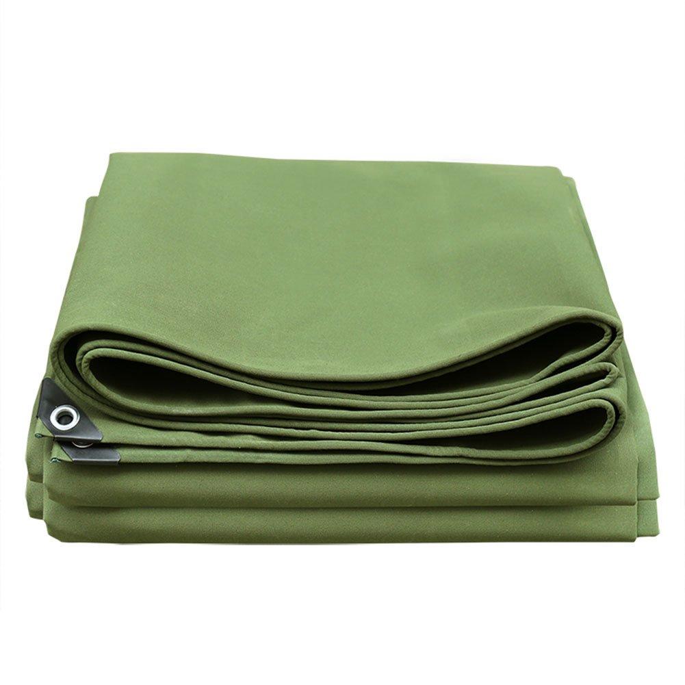 CHAOXIANG オーニング 折りたたみ可能 厚い キャンバス 両面 防水 耐寒性 アンチサン シェード 耐摩耗性 耐食性 防湿性 シリコンクロス 緑、 600g/m 2、 厚さ 0.85mm、 16サイズ (色 : 緑, サイズ さいず : 2x3m) 2x3m 緑 B07DC5P8W2