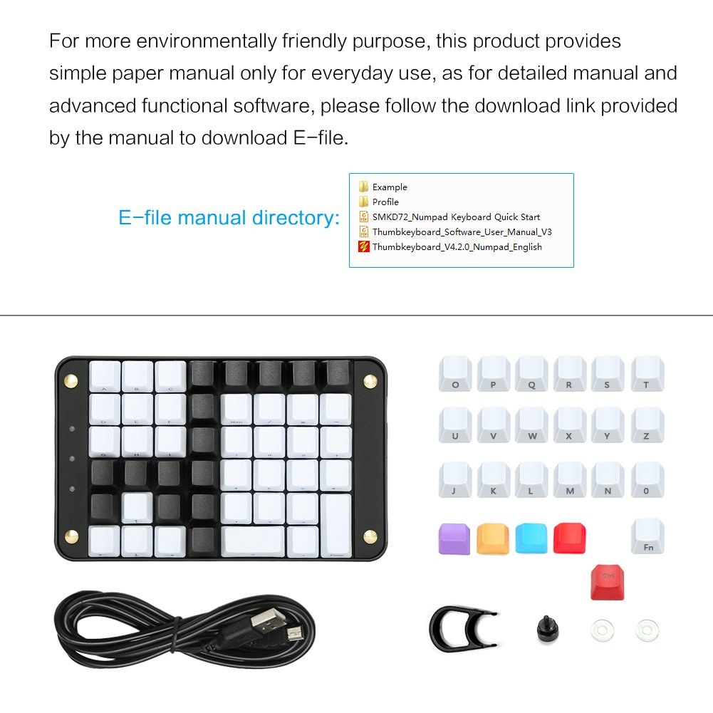 gaixample.org Computers & Accessories Gaming Keyboards Single-Hand ...