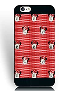 Movie Fundas Iphone 6, Mickey House Fundas Iphone 6 4.7 (Inch) Protective Fundas Case Iphone 6 Motomo