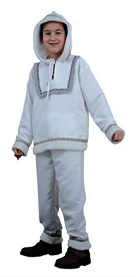 Disfraz de esquimal infantil: Amazon.es: Juguetes y juegos