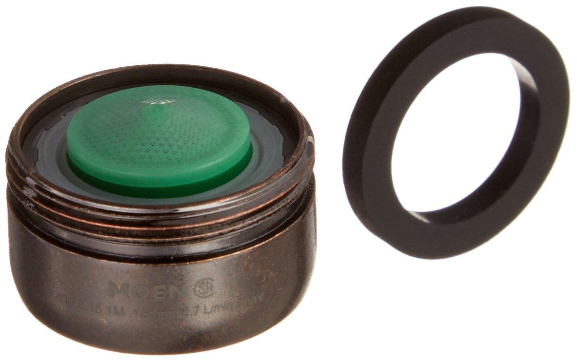 Moen 101010ORB 1.5-Gallon Per Minute Male Thread Aerator