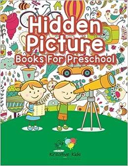 Hidden Picture Books For Preschool Kreative Kids 9781683772569