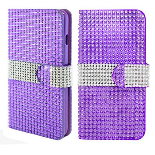 alcatel-one-touch-fierce-2-7040t-pop-icon-a564c-purple-for-diamond-wallet-credit-card-bling-gems-jew
