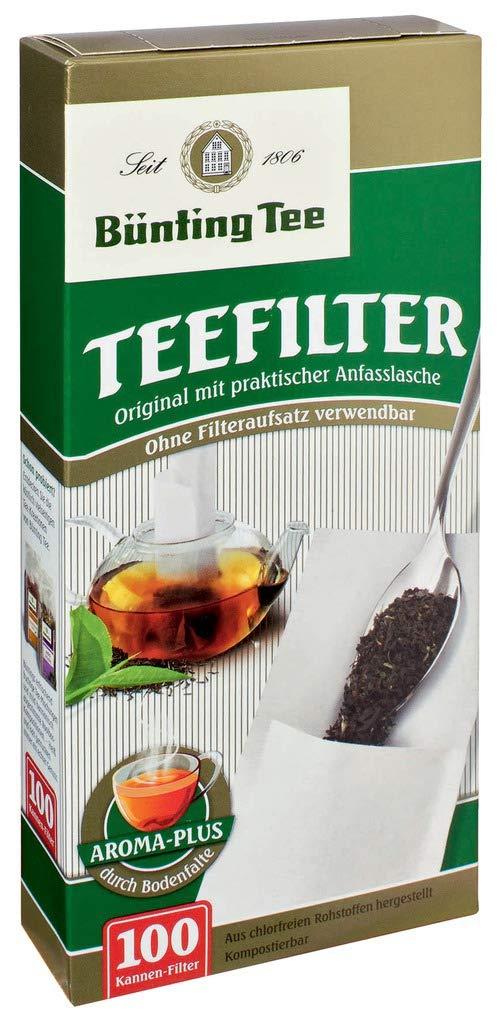 Teefilter 1x100St B/ünting Tee