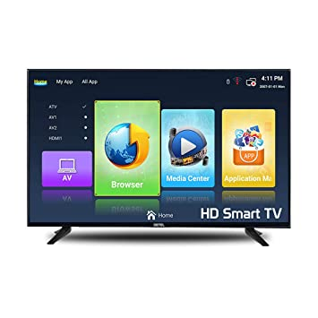 DETEL 98cm (39 inches) HD Smart LED TV with 1 Year Warranty
