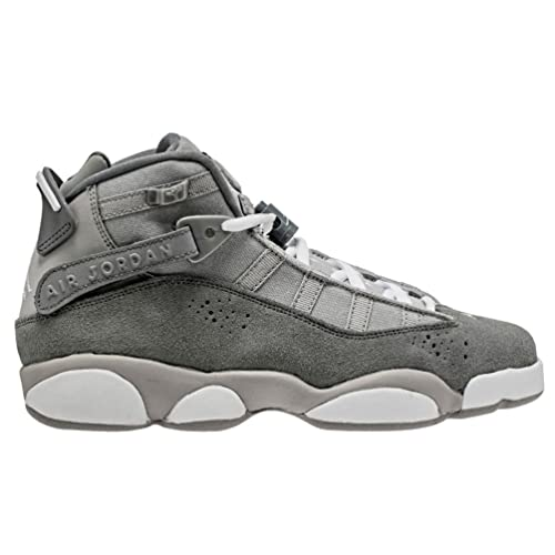 low priced 8a416 33386 Jordan 6 Rings Boys  Grade School Basketball Shoes 323419 014 (6.5 M ...