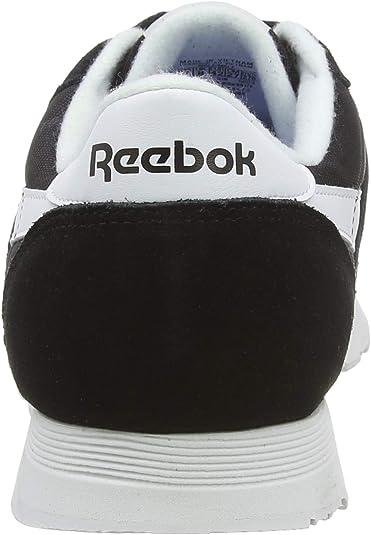Reebok Classic Nylon Zapatilla de Running Hombre: Amazon.es ...