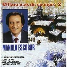 Villancicos de Siempre Vol. 2 by Manolo Escobar