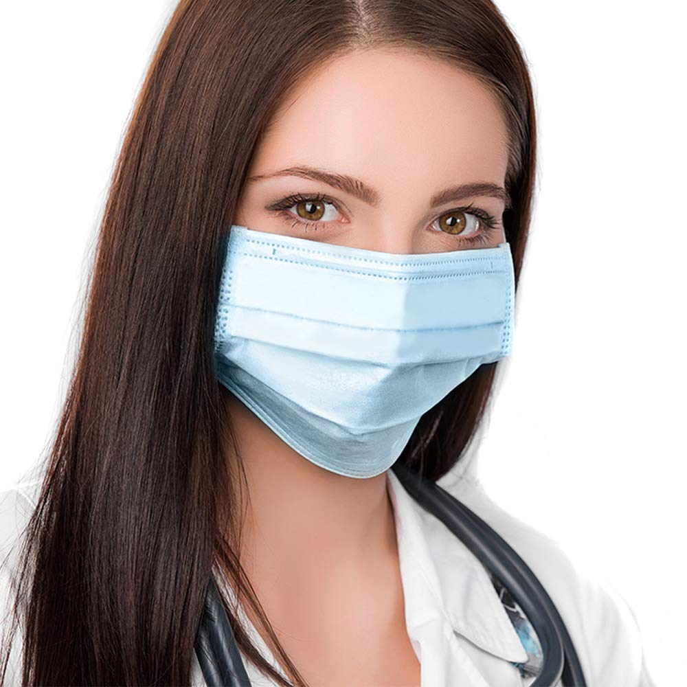 surgical flu mask
