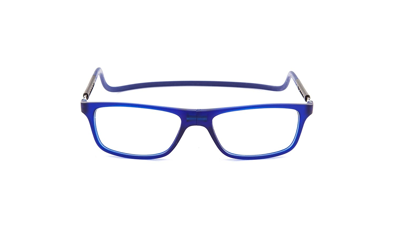 Nuovo Slastik Magnetico Clic Stile Occhiali da Lettura Montatura Jabba 005 Potenza ottica +1.00 con ...