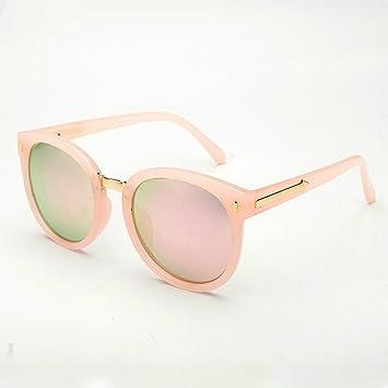 Polarisierte Sonnenbrille Frauen Farbe Linse Persönlichkeit Retro Dorsal Pfeil Sonnenbrille Pulverband Pulver Quecksilber Lu9H05ge