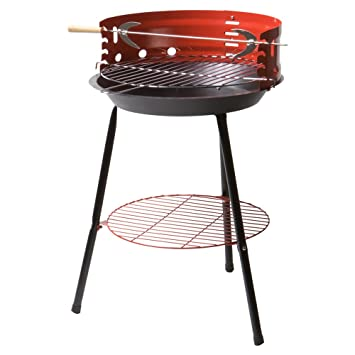 Aktive - Barbacoa de 3 patas - 38x55 cm (ColorBaby 52537): Amazon.es: Jardín