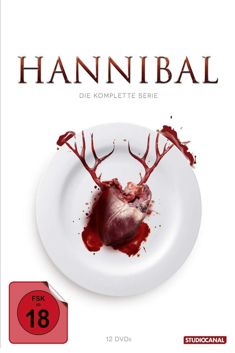 Hannibal - Die komplette Serie [12 DVDs]