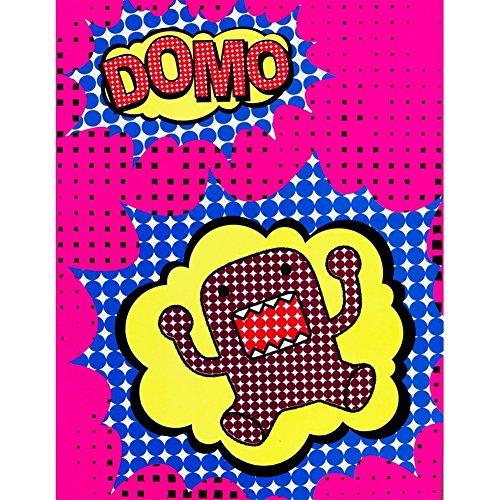 Old Glory - Domo - Comic Fleece Blanket