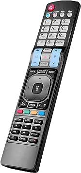 Nuevo Mando a Distancia el Control Remoto del para Varios TV LG LCD: Amazon.es: Electrónica