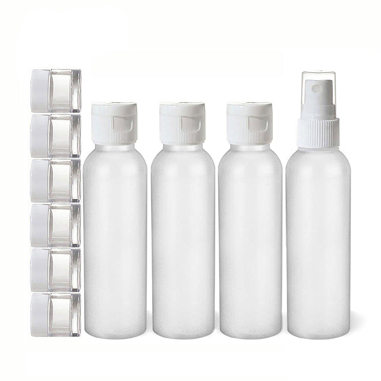 Amazon.com: Moyo Natural Labs 9 Pieza Premium HDPE botella ...