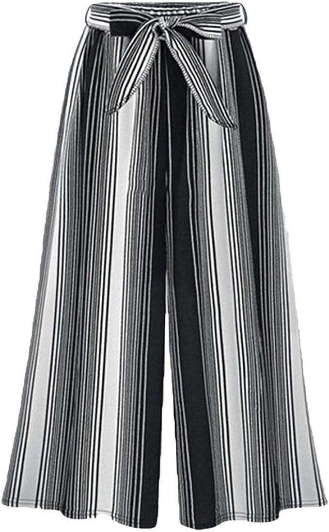 Mujer Pantalones Baggy Vintage Falda Flecos Simple Moda Estilo ...