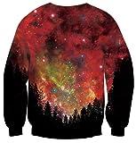 Leapparel Adult Leisure 3D Sweatshirt Premium
