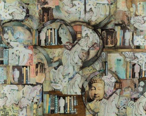 Bookshelf by