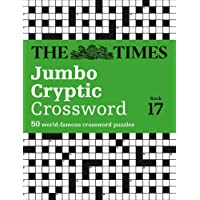 The Times Jumbo Cryptic Crossword Book 17: The world's most challenging cryptic crossword (Crosswords)