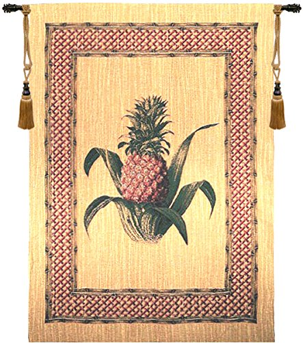 Pineapple Tapestry Wall Art