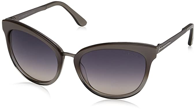 73e25212e5 Sunglasses Tom Ford FT 0461 59B Beige other Gradient Smoke at Amazon ...