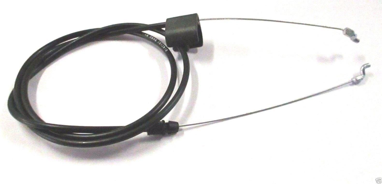 Mtd 946-0946 Lawn Mower Zone Control Cable Genuine Original Equipment Manufacturer (OEM) Part