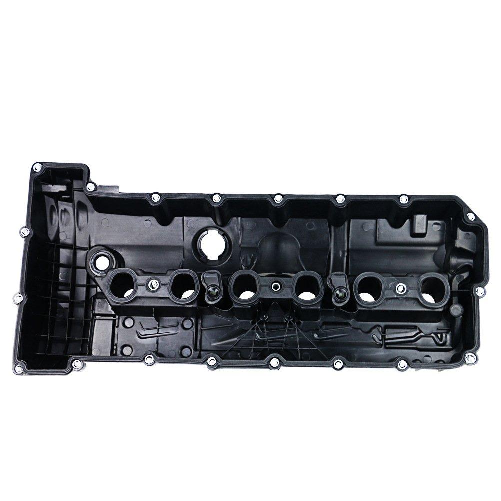 H/&G Bro Engine Valve Cover with Gasket for BMW E82 E90 E70 Z4 X3 X5 128i 328i 528i N52 11127552281