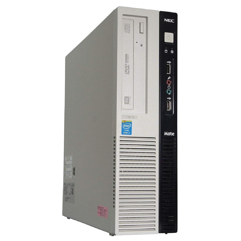 【限定品】 中古パソコン Windows10 MEM:4GB デスクトップ 一年保証 NEC MJ34LL-H Core i3 3.4GHz Windows10 MJ34LL-H MEM:4GB HDD:250GB DVDマルチ Win10Pro64Bit B07NKQTV5N, CLOSER:07a094f9 --- arbimovel.dominiotemporario.com