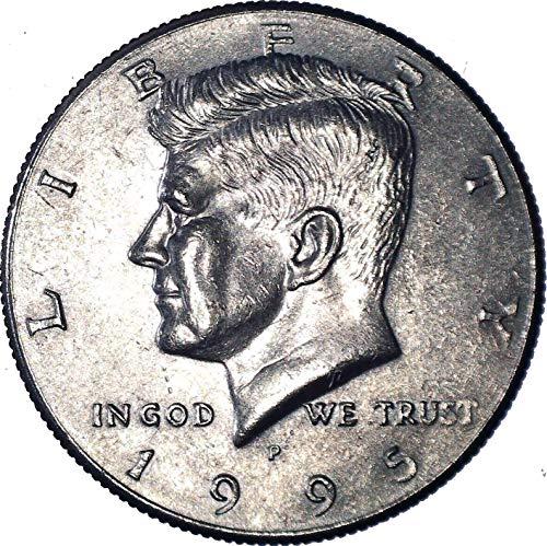 1995 P Kennedy Half Dollar 50C Brilliant Uncirculated