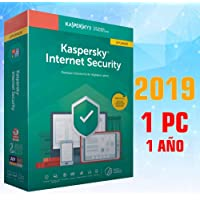 KASPERSKY INTERNET SECURITY 2019 1 PC licencia electrónica
