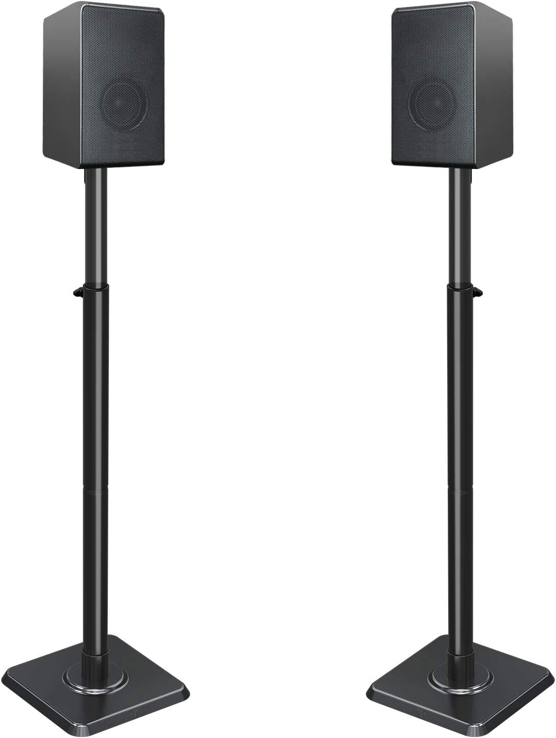 Amazon.com: Mounting Dream Speaker Stands for Satellite & Small