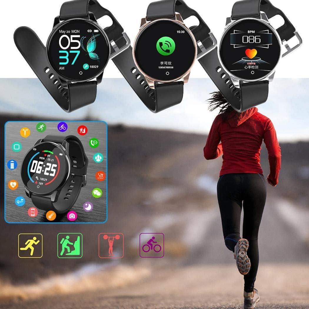 Eroihe Pulsera Inteligente Smartwatch Ritmo Cardiaco Presión ...