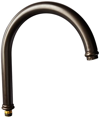 Image Unavailable  sc 1 st  Amazon.com & Rohl C1460TCB Country Kitchen C Spout Only with O-Rings for The ...