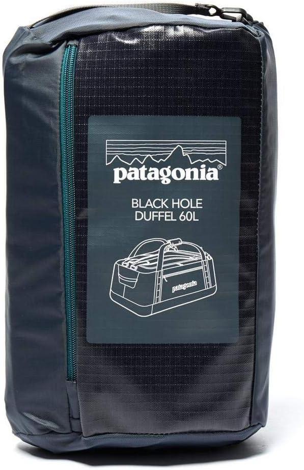Patagonia 2018 Sport Duffel 60 liters Smolder Azul 45 cm Blue