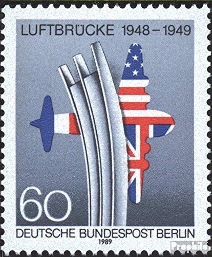 Berlin compl/ète./édition Timbres pour Les collectionneurs Aviation West 842 1989 Fin Le blocus Berlin